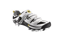 Mavic Scorpio Schuhe Women pearl white/white/black